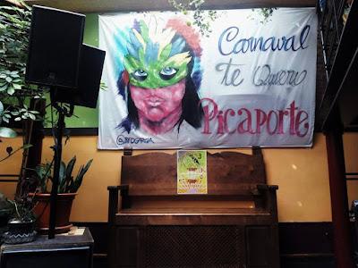 Bar Picaporte, Álbum de Carnaval