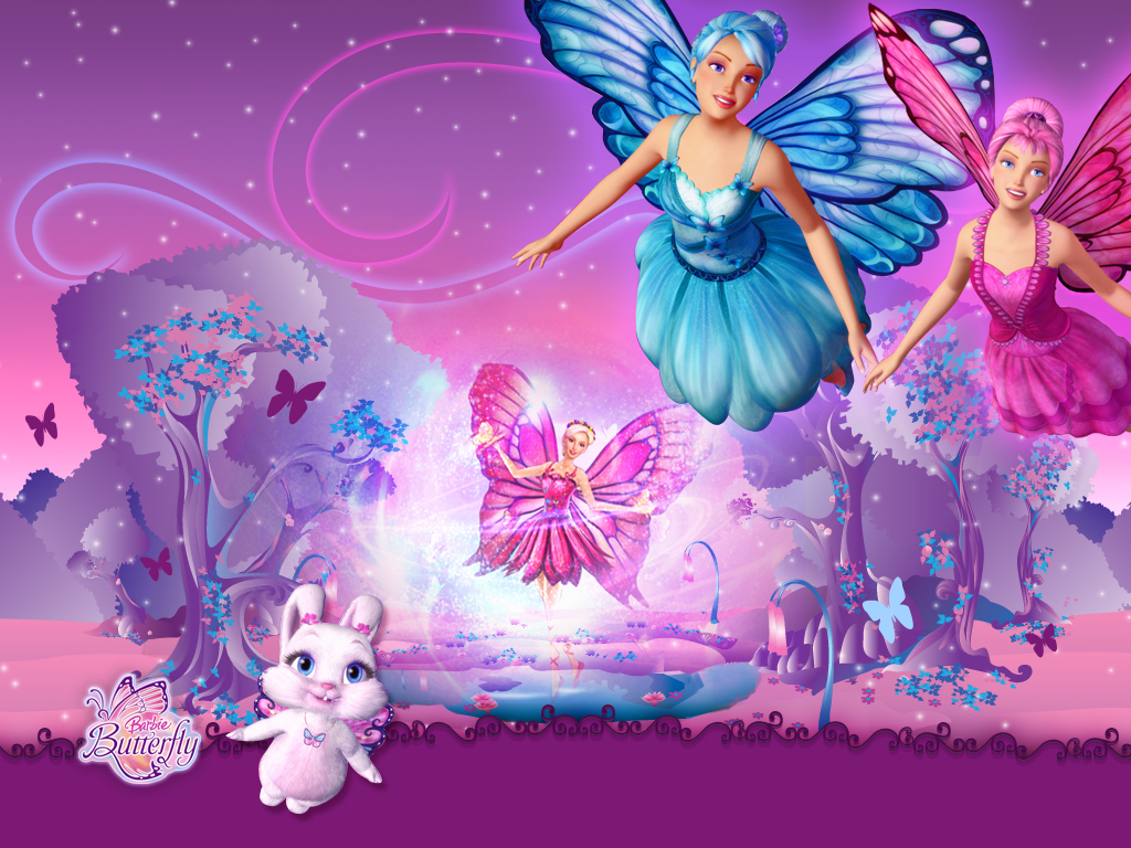 barbie cartoon wallpapers