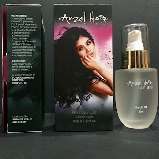 ANZEL HAIR MARULA OIL BY ANZALNA