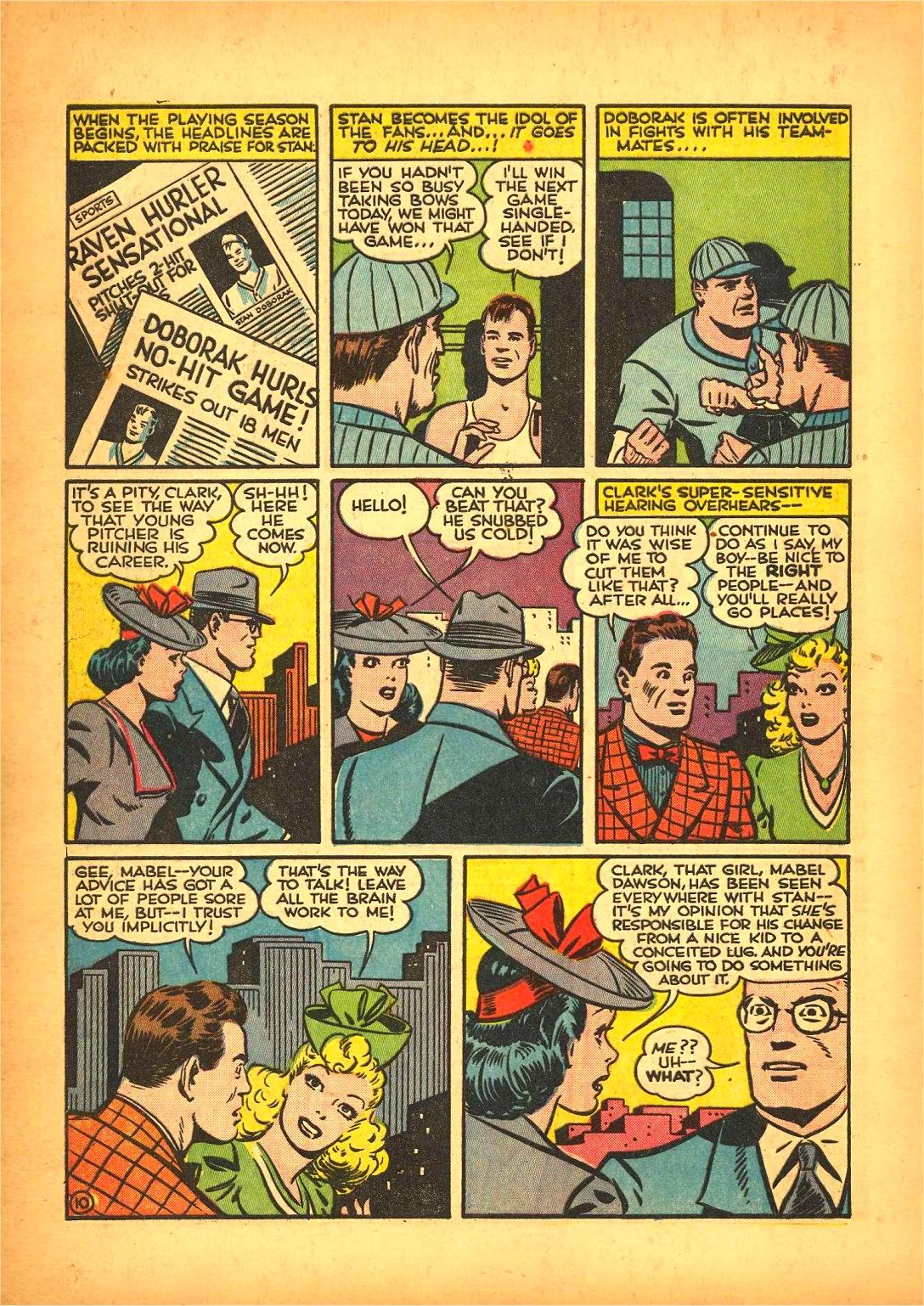 Read online Action Comics (1938) comic -  Issue #50 - 14