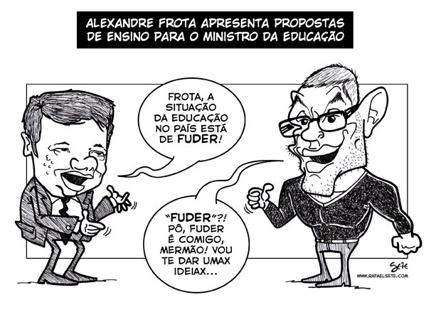 Blog do Barão: Alexandre Frota e Jair Bolsonaro