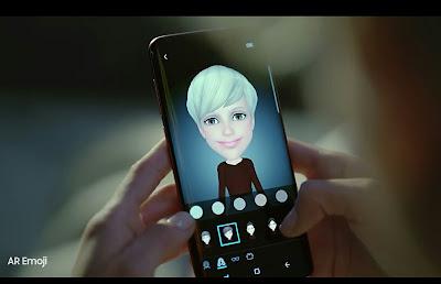 Samsung Galaxy S9 dan Samsung Galaxy S9+ Smartphone Dengan Kamera Masa Depan