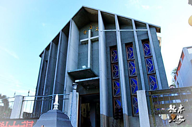 湖口老街再訪|老湖口天主堂|老湖口天主堂文化館