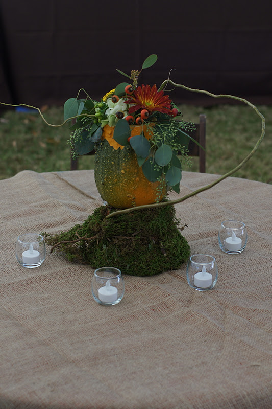 Knestrick By Design Fall Arrangements With Pumpkins And