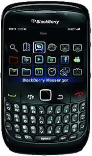 Blackberry 8520 with driver