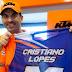 Cristiano Lopes estreia em dose dupla no Brasileiro de motocross