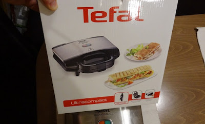 Tefal kitchen products list