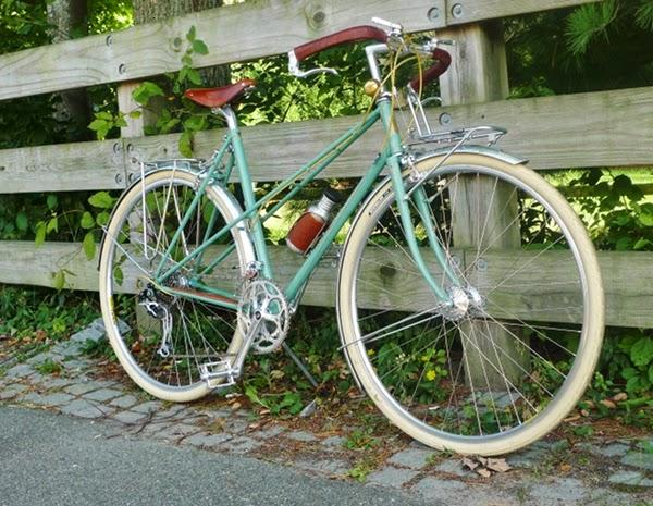 Folding Style Mixte Bikes Retro Style