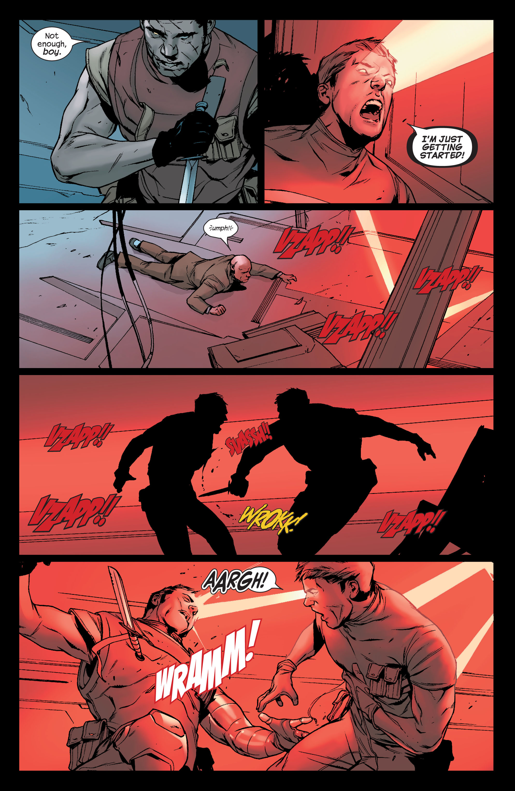 Read online Ultimate X-Men comic -  Issue #78 - 13