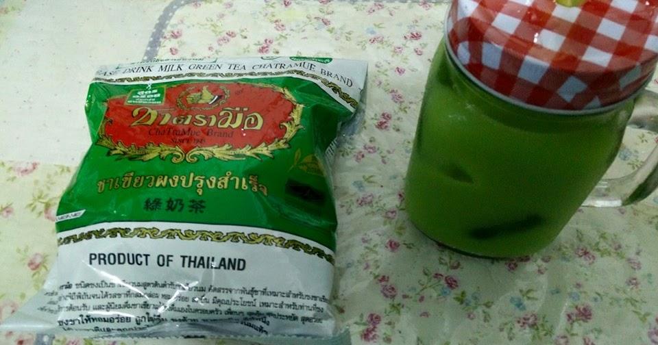 SaidatulShyD: Teh Hijau Thailand Berjaya Penuhi Citarasa ...