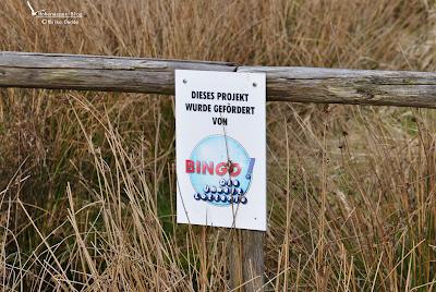 Naturschutzprojekt mit Bingo