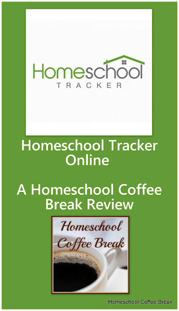 Homeschool Tracker Online - A Homeschool Coffee Break Review on kympossibleblog.blogspot.com