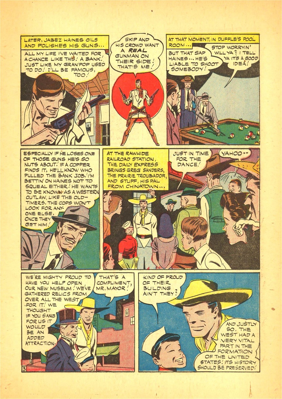 Read online Action Comics (1938) comic -  Issue #72 - 18