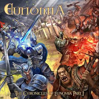 """Το βίντεο των Eunomia για το """"Last Stand"""" από το album """"The Chronicles of Eunomia Part I"""""""