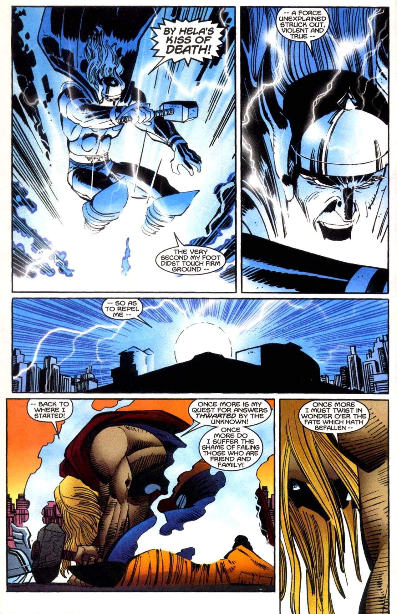 Thor (1998) Issue #8 #9 - English 4
