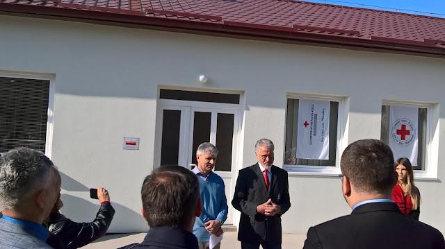 dr Walter Aichinger, predsednik Crvenog krsta Gornje Austrije.
