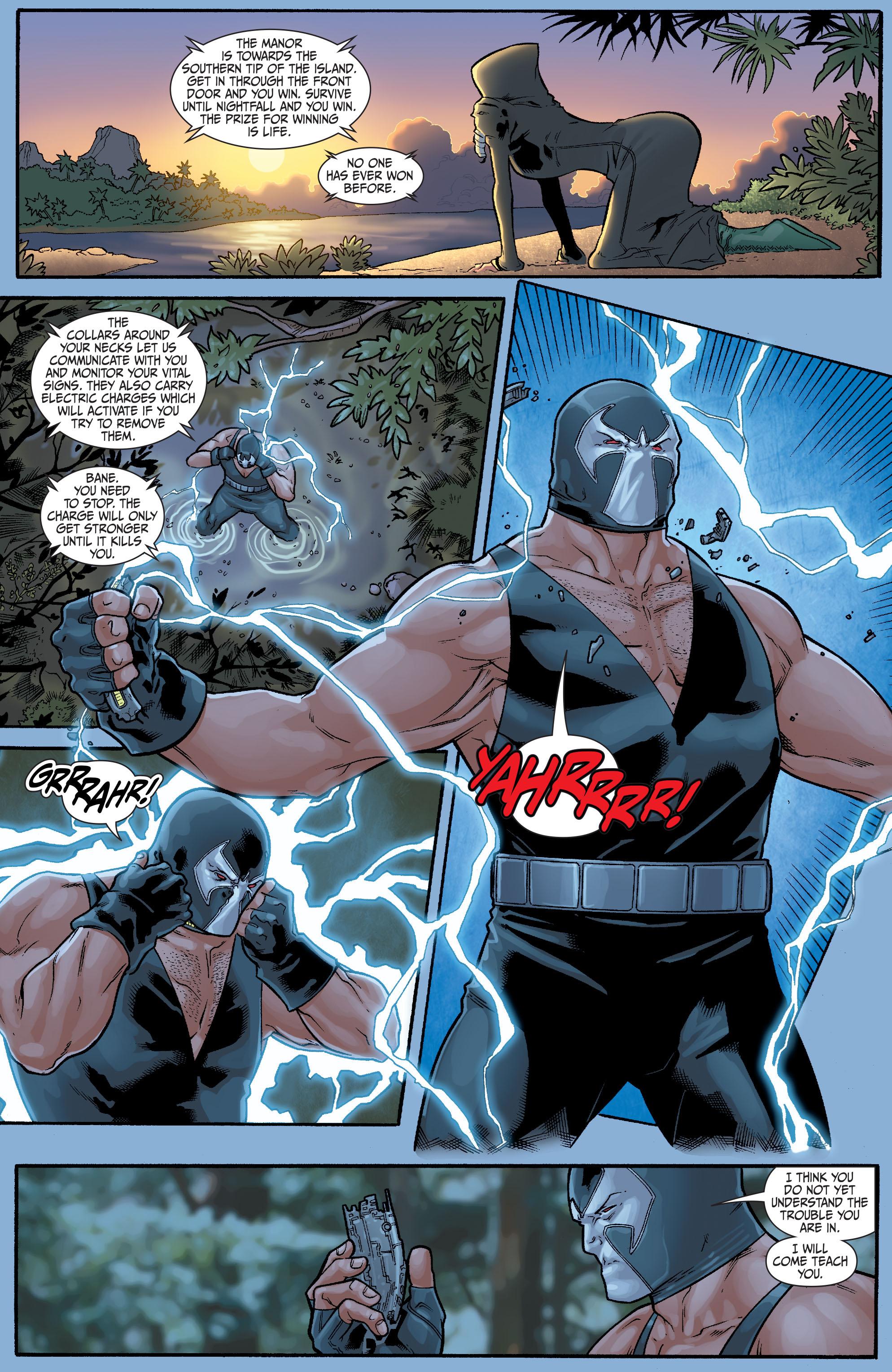 Read online Secret Six (2008) comic -  Issue #23 - 10
