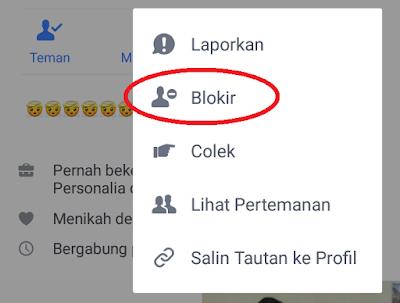 Cara BLOKIR pertemanan di Facebook dengan mudah dan cepat