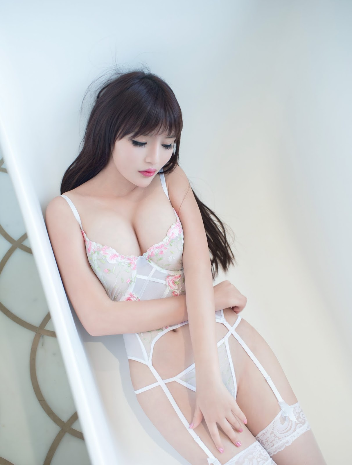 21 - Hot Girl Big TIts TUIGIRL NO.38 Asian Naked