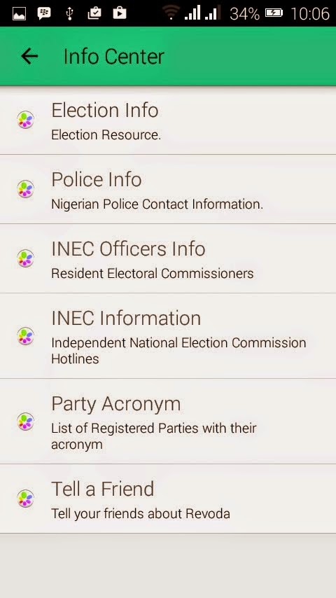 ReVoDa: Track the Nigeria general election with this app