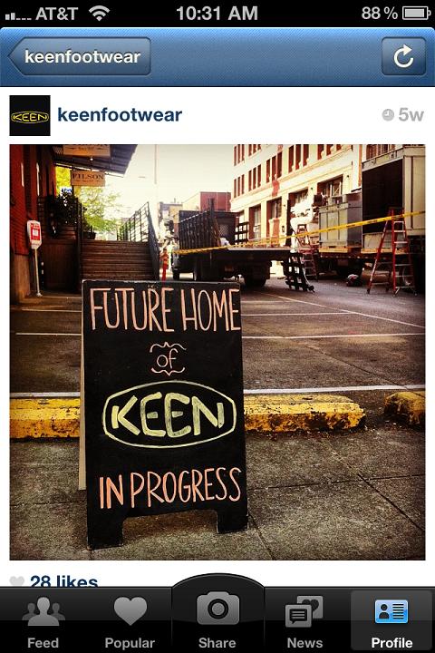 Keenfootwear - Играйте на струнах души