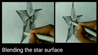 Easy way to draw star in 3d