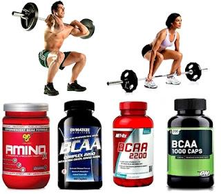Los BCAA durante al rutina de pesas pueden ayudarte a rendir mejor y evitar que pierdas masa muscular