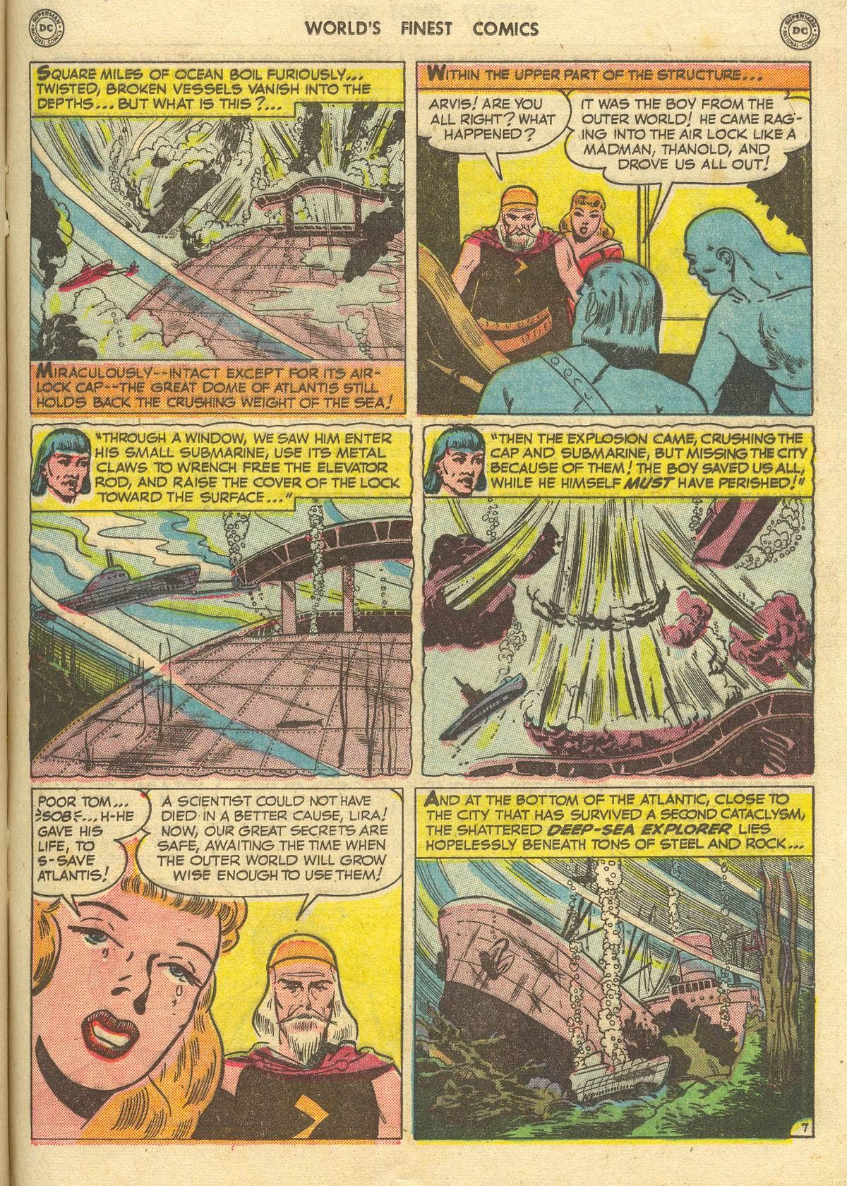 Read online World's Finest Comics comic -  Issue #51 - 35