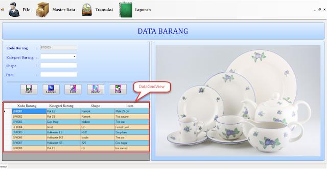 Cara Menampilkan Data ke datagridview Vb.net