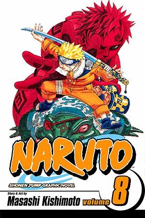 Naruto Tomo 8