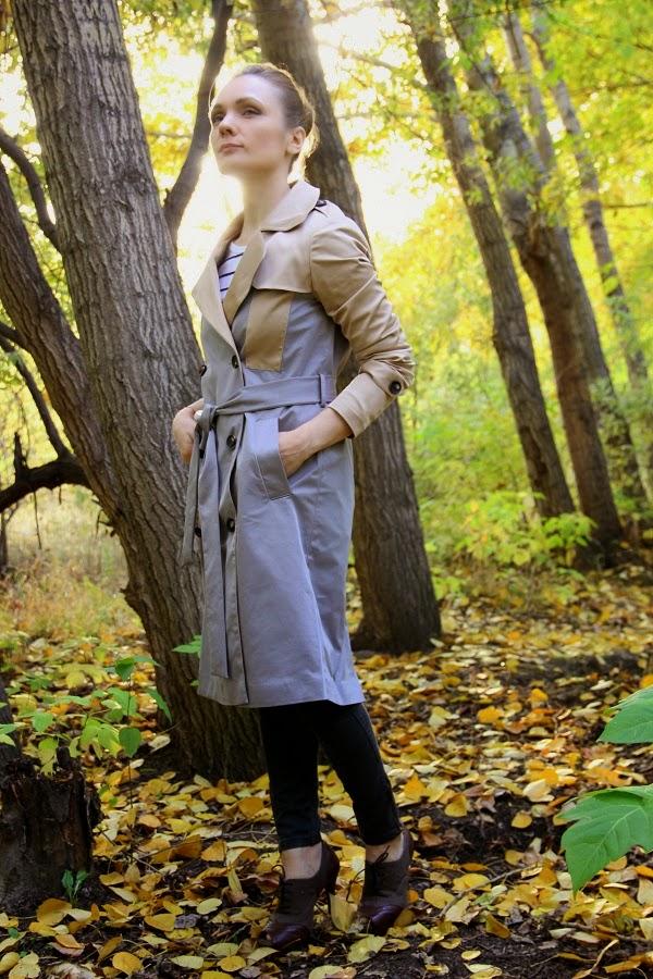 Осенний street style, chicwish