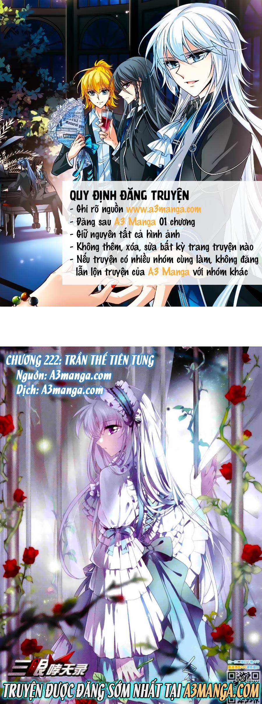 Tam Nhãn Hao Thiên Lục Chap 222