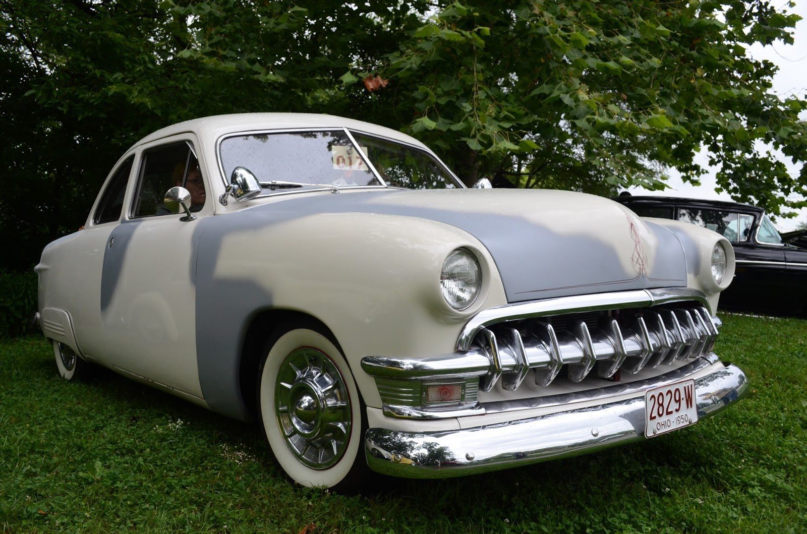 Turnerbudds Car Blog Fabulous Fifties At Rollin On The River 1950s American Cars Oldsmobile Some Were Stock And Others Had Been Customized But All Marvels From Age When America Became A Addicted To Their
