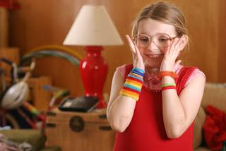 Abigail Breslin (Olive) dans Little Miss Sunshine, de Jonathan Dayton et Valerie Faris (2006)
