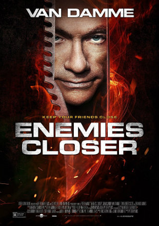 Enemies Closer 2013 Dual Audio BRRip 720p Hindi English