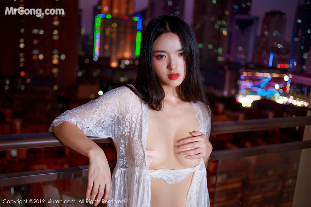 Image XIUREN-No.1715-Jin-Jing-Xi-MrCong.com-007 in post XIUREN No.1715: Jin Jing Xi (金静熙) (51 ảnh)