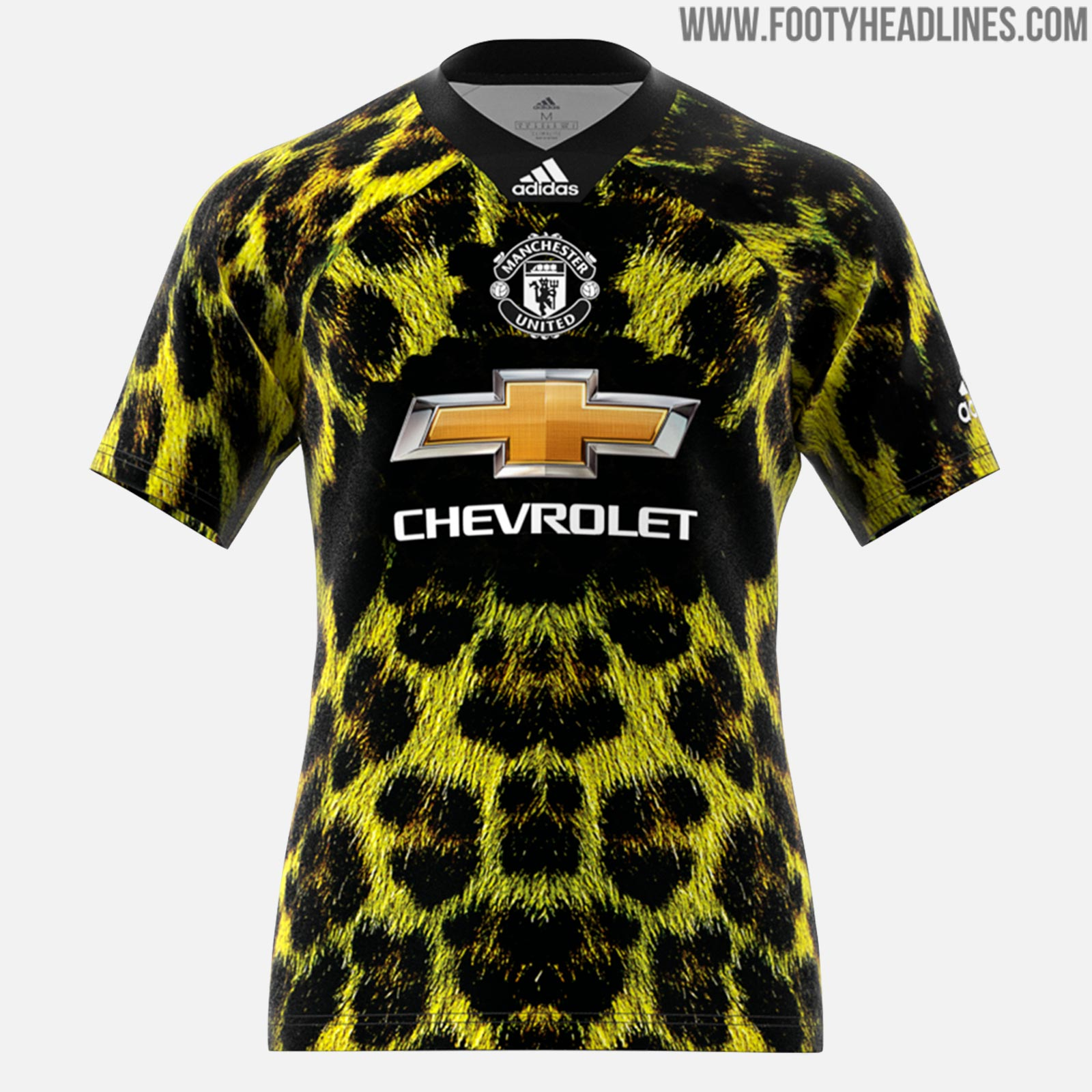 Adidas x EA Sports Manchester United Kit Released - Footy ...
