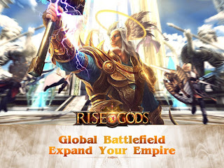 Rise of Gods - A saga of power and Glory v2.0 Full Full Characters Mod Apk for Android