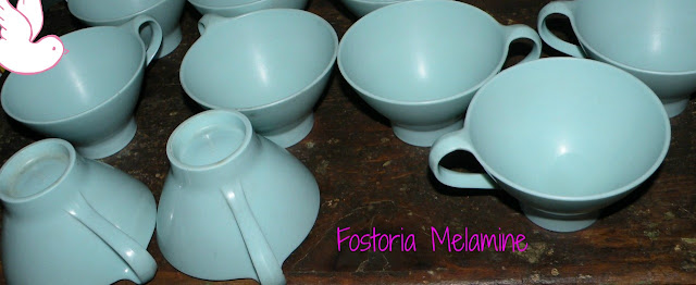 Fostoria Melmac