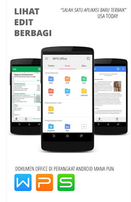 Download WPS Office+PDF APK Premium for Android v10.8.1 [Update]