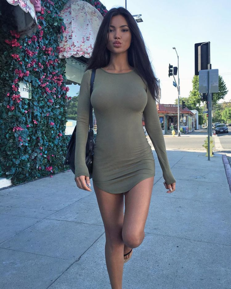 Svetlana Bilyalova russian fitness model