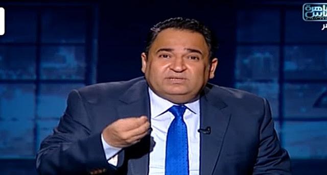 برنامج المصرى أفندى 23/4/2018 محمد على خير الاثنين 23/4