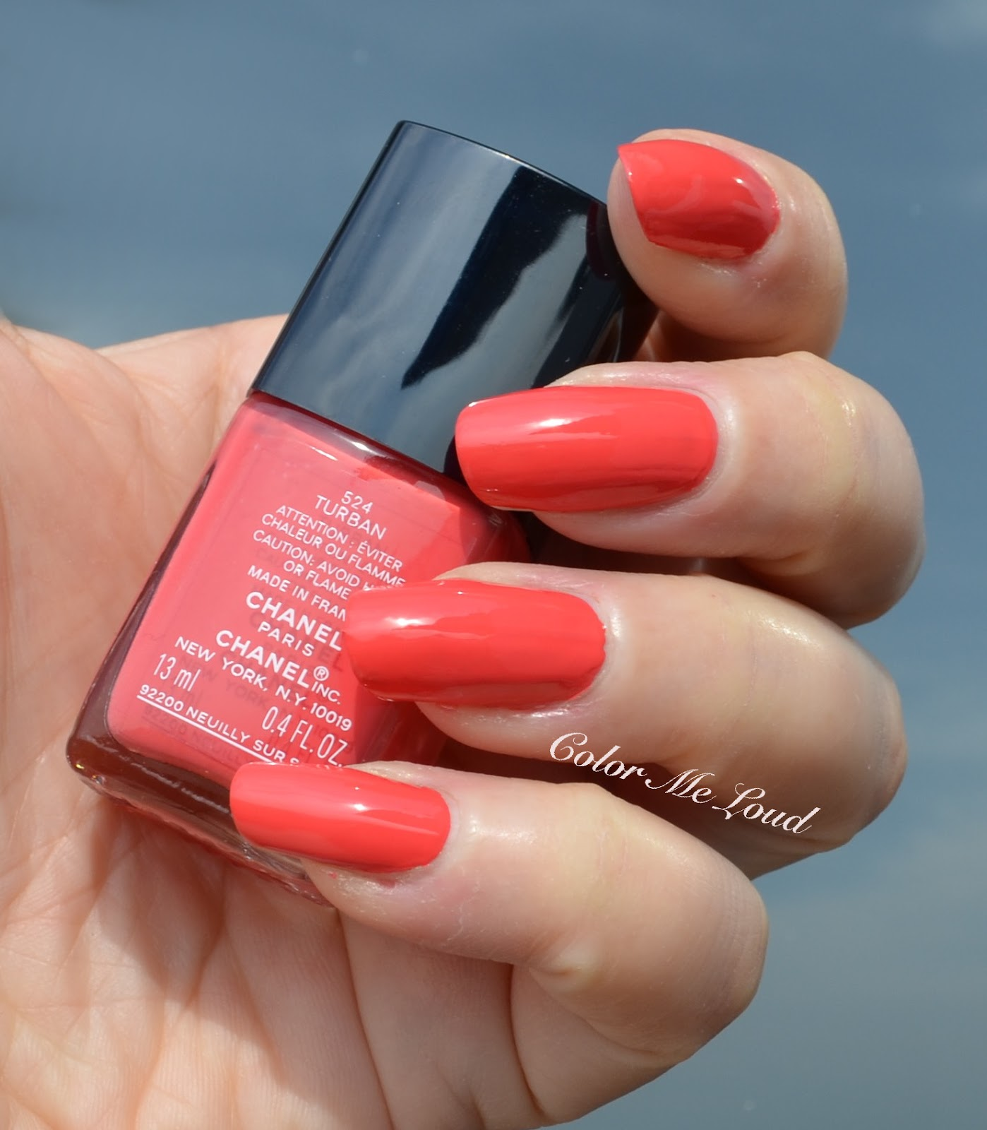 Chanel Dans La Lumière L\'Été Summer Collection Nail Polishes, Review ...