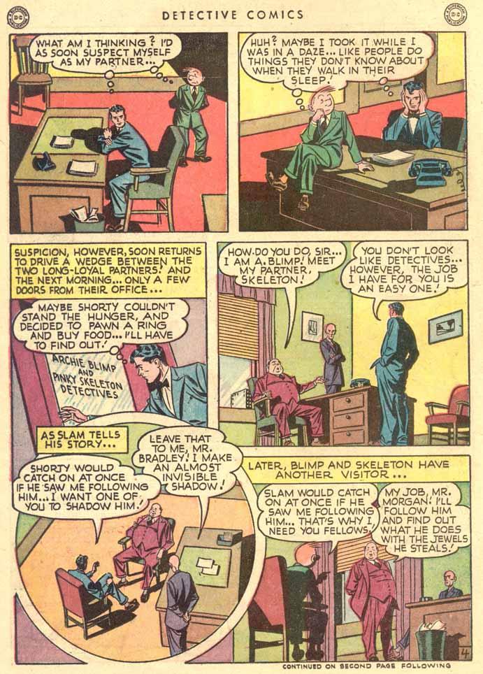 Read online Detective Comics (1937) comic -  Issue #147 - 20