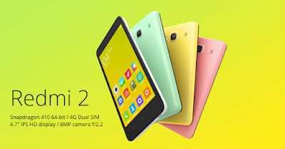 Xiaomi Redmi 2 Specifications - Inetversal
