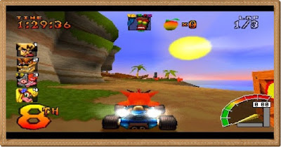Crash Team Racing CTR Free Download Games