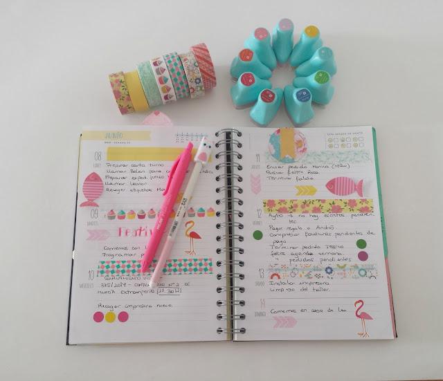 decora tu agenda con ideas originales