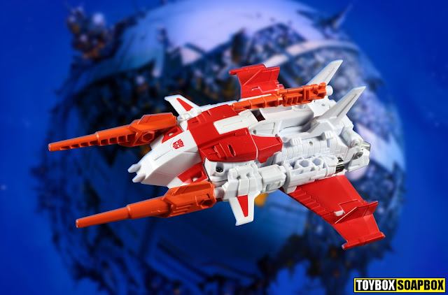 unite warriors strafe takara