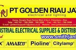 Lowongan PT. Golden Riau Jaya Pekanbaru Januari 2019
