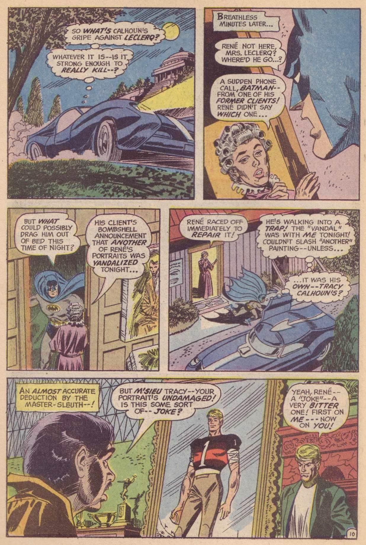 Detective Comics (1937) 409 Page 13